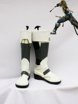 Dissidia Final Fantasy Gittern Cosplay Boots