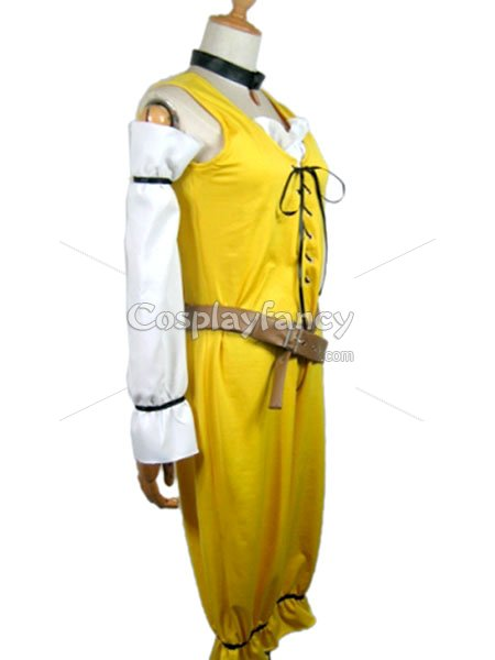 Final Fantasy IX Garnet Cosplay Costume