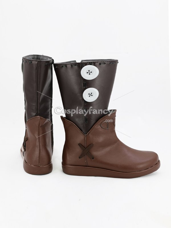 Final Fantasy XIV Lalafell Cosplay Boots