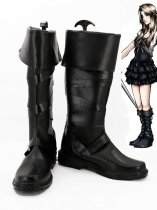 Final Fantasy XV Stella Black Cosplay Boots