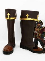 League of Legends Gangplank Cosplay Boots