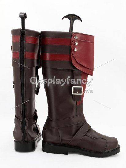 Lightning Returns: Final Fantasy XIII Lightning Cosplay Boots - Click Image to Close