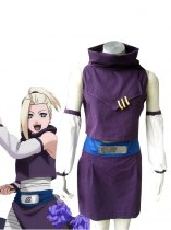 Naruto Cosplay Ino Yamanaka Child Uniform Cosplay Costume