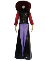 One Piece Mihawk Cosplay Costume