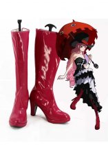 One Piece Perona Two Years Later Cosplay Boots