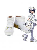 Pokemon Cosplay Aether Foundation Worker Cosplay Boots