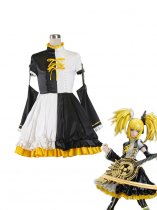 Rin Kagamine 2nd Performance Uniform Cosplay Costume