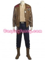 Star Wars: The Last Jedi Costume Finn Cosplay Costume