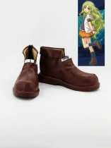 The Legend of Heroes: Zero no Kiseki KeA Cosplay Shoes