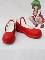 Touhou Project Kazami Yuka Cosplay Shoes
