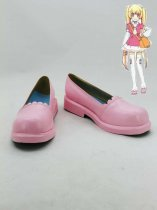 AKB0048 Cosplay Yuka Ichijo Pink Cosplay Shoes