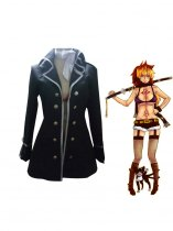 Ao No Exorcist Cosplay Shura Kirigakure Cosplay Costume