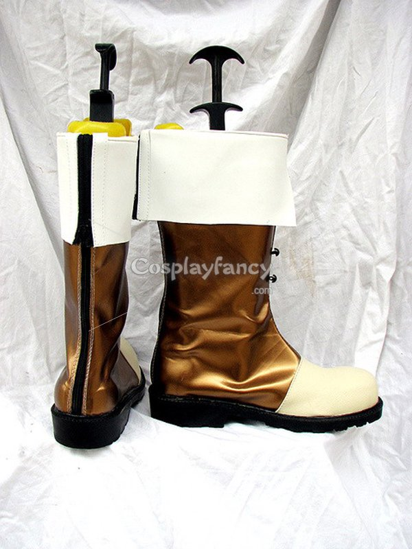Axis Powers Hetalia Austria/Roderich Edelstein Cosplay Boots