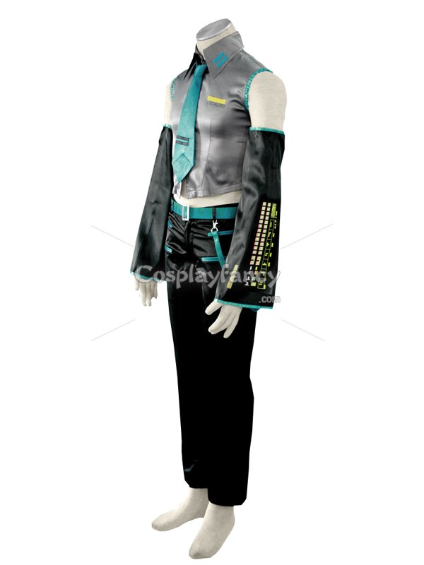 Character Vocal Series Mikuo Suit Cosplay Costume