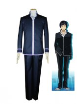 Code:Breaker Rei Ogami Kibou High's Uniform Cosplay Costume