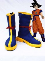 Dragon Ball Cosplay Son Goku Show Boots