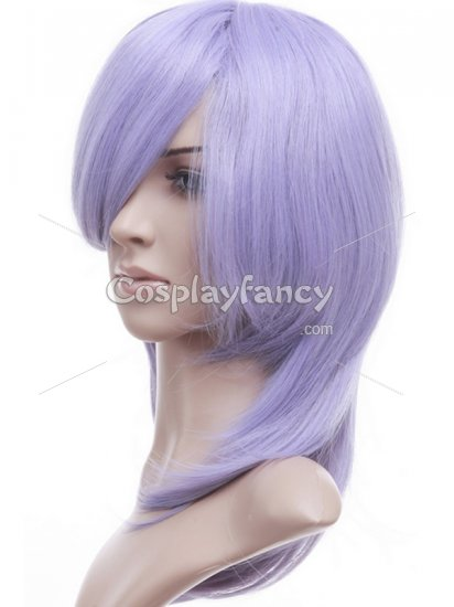 Light Purple Pandora Hearts Echo Cosplay Wig - Click Image to Close