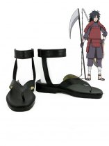 Naruto Cosplay Madara Uchiha Cosplay Ninja Shoes