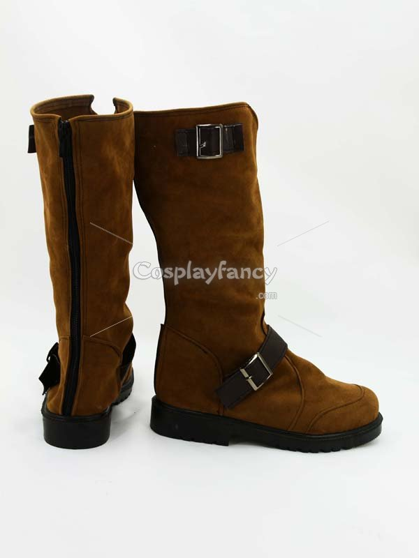 Noragami Cosplay Yato Brown Cosplay Boots