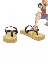 One Piece Cosplay Monkey D Luffy Costume Shoes