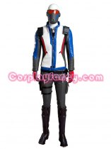 Overwatch SOLDIER:76 Male Verson Cosplay Costume
