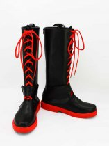 RWBY Cosplay Red Trailer Ruby Rose Cosplay Boots