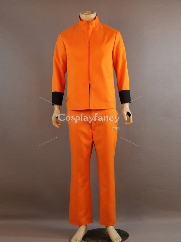 The Last?Naruto The Movie Naruto Uzumaki Cosplay Costume