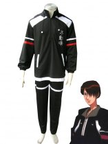 The Prince Of Tennis Cosplay Fudomine Winter Uniform Cosplay Costume