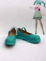 Vocaloid Hatsune Miku Lantern Skirt Cosplay Shoes