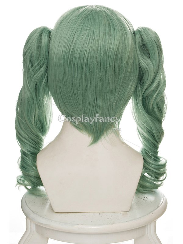 Vocaloid Stitch and the Planet of Sand Hatsune Miku Cosplay Wig