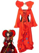 Wonderful Wonder World Cosplay Queen Vivaldi Cosplay Costume