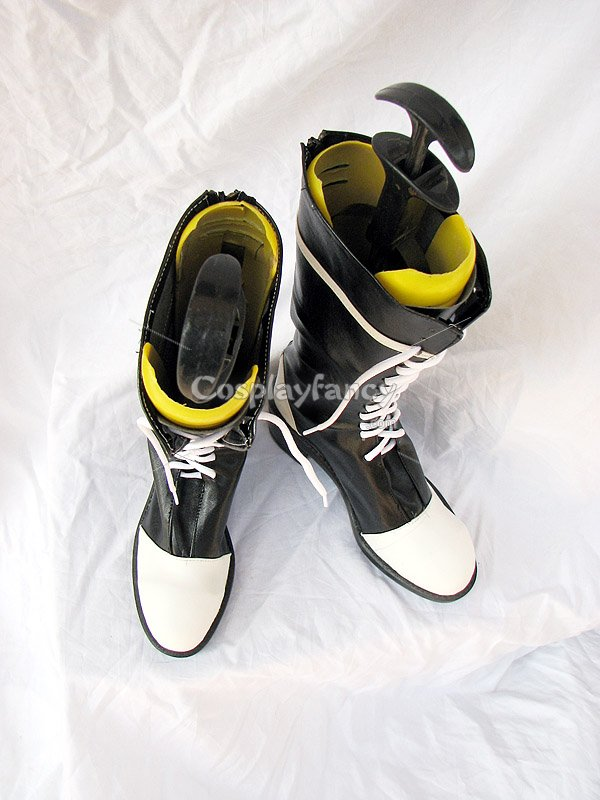 Black Butler Cosplay Ciel Cosplay Lace Up Boots