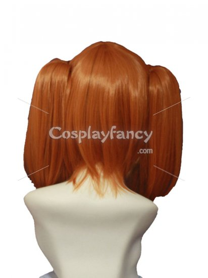 DEATH NOTE Amane Misa Brown Cosplay Wig - Click Image to Close