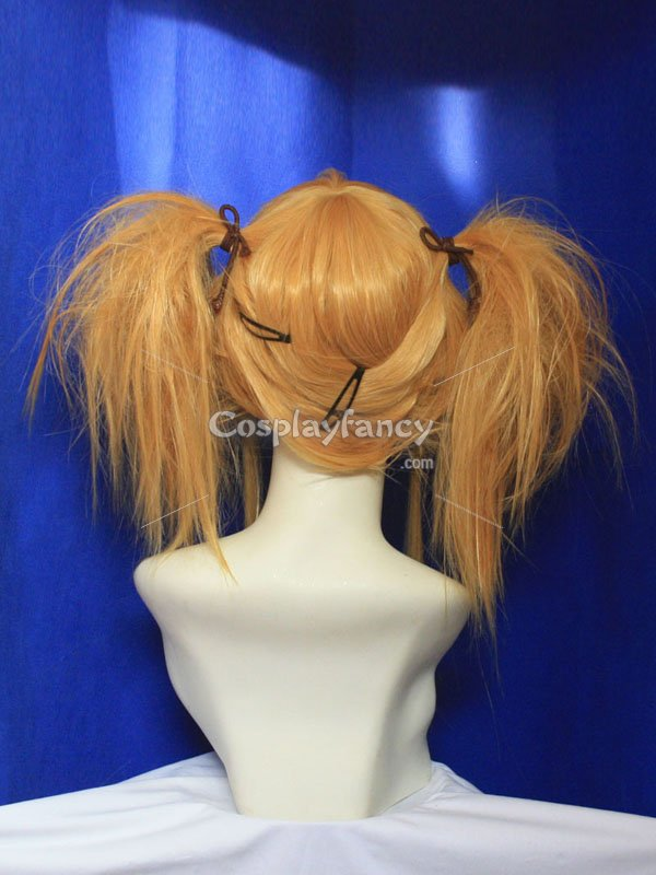 DEATH NOTE Amane Misa Cosplay Wig