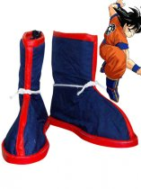 Dragon Ball Goku Cosplay Show Boots