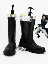 Fairy Tail Gajeel Redfox Cosplay Shoes