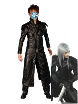 Final Fantasy VII Cosplay Leather Kadaj Cosplay Costume
