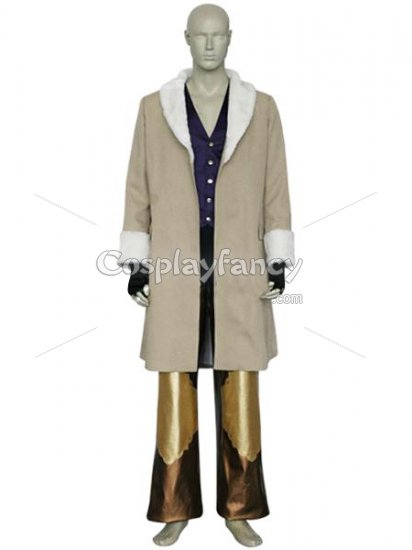 Final Fantasy VIII Irvine Kinneas Cosplay Costume - Click Image to Close