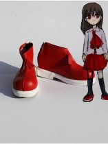 IB Cosplay IB Red Cosplay Show Shoes