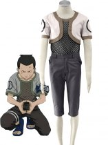 Naruto Cosplay Shikamaru Nara Child Uniform Cosplay Costume