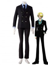 One Piece Two Years After Sanji Suits Cosplay Costume