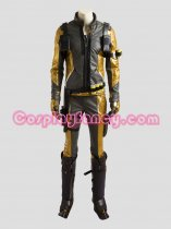 Overwatch SOLDIER:76 Gold Verson Cosplay Costume