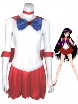 Sailor Moon Cosplay Sailor Mars Suit Cosplay Costume