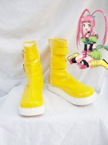 Tales of Destiny Chelsea Torn Yellow Cosplay Boots