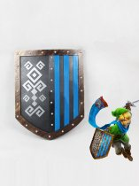 The Legend of Zelda Hyrule Warriors Link Shield