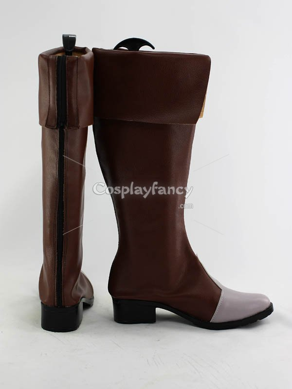 Valvrave the Liberator L-ELF Karlstein Cosplay Boots ...
