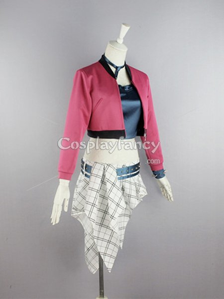 Vocaloid V+ type h. Megurine Luka Cosplay Costume
