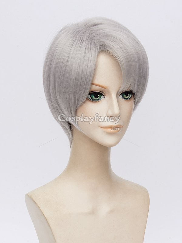 YURI!!! on ICE Cosplay Victor Nikiforov Anime Cosplay Wig