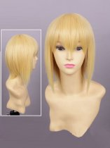 BlazBlue Noel Vermillion Short Cosplay Wig