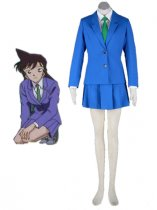 Detective Conan Cosplay Girls High School Uniform Cosplay Costume